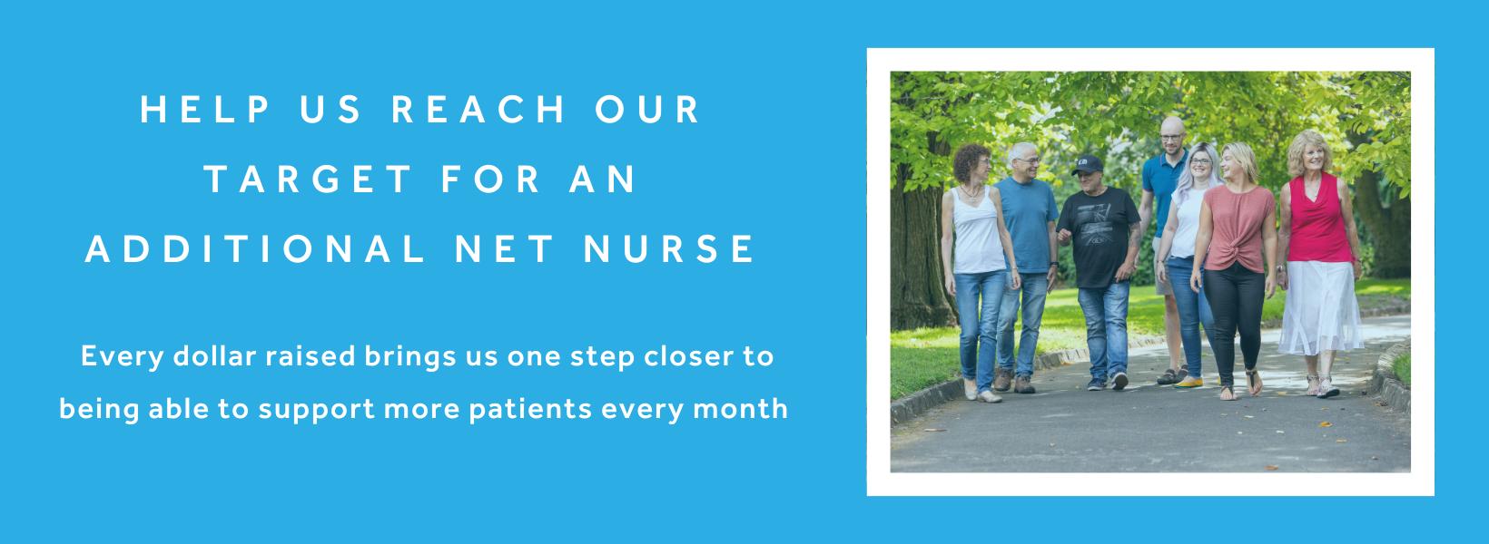 NET Nurse Donation page